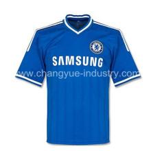 Chelsea Team Fußball Trikot neue Saison Design Mode Sportbekleidung