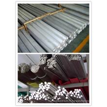 Tige en aluminium étiré à froid 6061, 6082, 6351