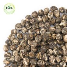 Finch alta qualidade jasmim chá verde jasmim branco pérola alcance padrão da ue