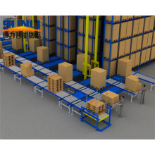 Heavy Duty Pallet Style Automated Retrieval Rack System