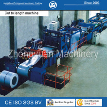 Cutting to Length and Rewinding Machine