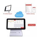 WIFI Smart Payment Portable POS mit Selbstbedienung
