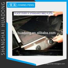 ПТФЭ покрытием ткани завод стекловолокна изделий PTFE, ЕЭС, для приготовления пищи