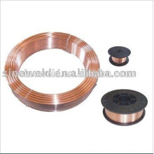 Marin Certified Copper alloy ER70S-6 CO2 gas shield Solid MIG Welding Wire