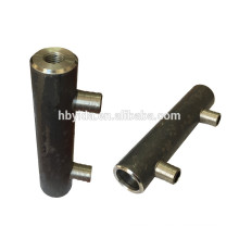 Coupleur de coulis pour béton d'application de colonne dans Middel est
