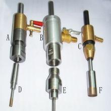 Adaptador de perforación giratoria de agua para la broca de diamante de vidrio