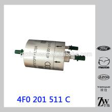 Types de filtre à carburant pour AUDI VW Allemagne Cars 4F0 201511C, 4F0 201 511 C