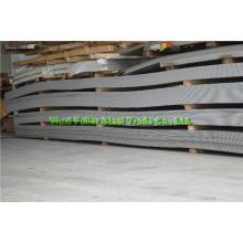 La fábrica vende directamente 201 304 316 hoja de acero inoxidable