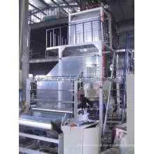 Máquina de sopro giratória de alta velocidade da película principal (CE)