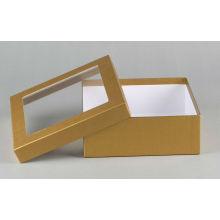 Corrugated Window Box / E-Flute Window Box
