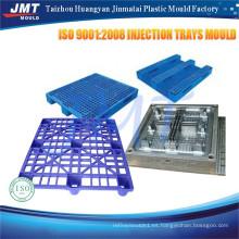 Máquina de moldeado de paletas de diseño de procesamiento de precisión