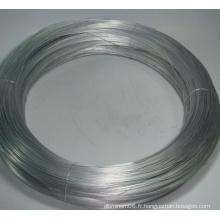 Fil en alliage d'aluminium, fil électrique