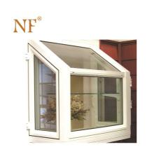 Bay upvc profile vinyl garden window