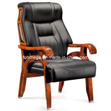 Chaise de conférence en bois haut de gamme (FOH-F02)