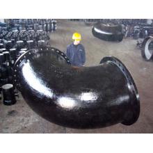En598 Ductile Iron Double Flange Bend