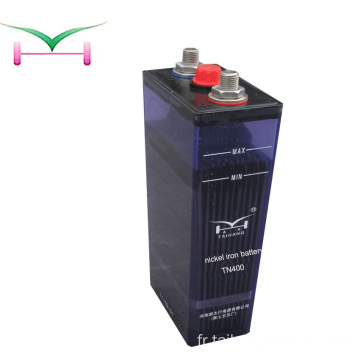Batterie rechargeable au nickel-fer 24V 400ah