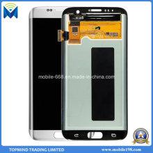 Pantalla de LCD original para Samsung Galaxy S7 Edge G935f