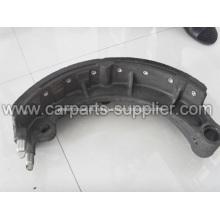 Sapata de freio de caminhão 5557-3501090 / 91