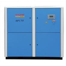 Sfc August 75 kW / 100 PS August Stationärer luftgekühlter Schraubenkompressor