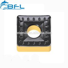 Herramientas de corte de carburo de torno BFL para inserciones grandes de fresado