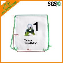 neue Design billige Nylon Werbe-Rucksack Taschen