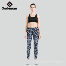 High performance good sewing active wear yoga leggings in stock