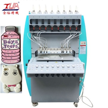 liquid dispensing machine for mobile Phone sets
