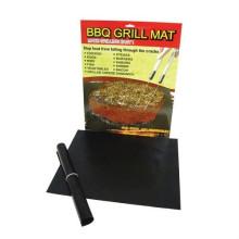 Churrasco Grill Mats - Melhor ferramenta de churrasco no mercado - Grande presente para o Dia do Pai - Faça grelhar mais fácil - Grill sem um derramamento