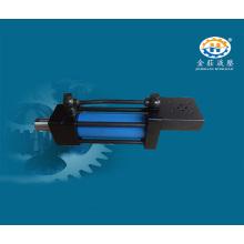 Гидравлический цилиндр для укупорочной машины