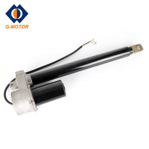 24v linear actuator for ventilation system
