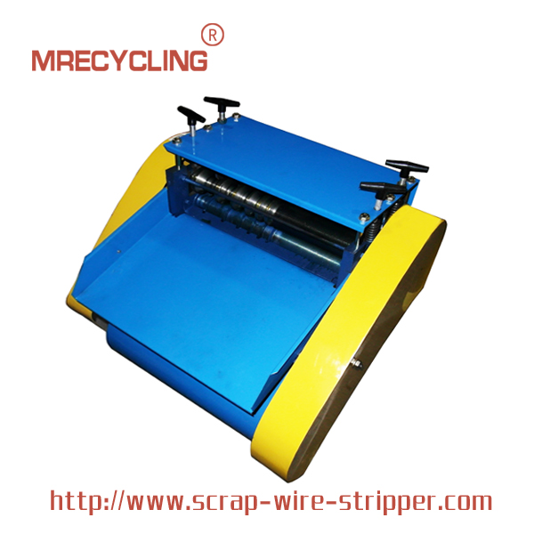 drill operated wire stripper