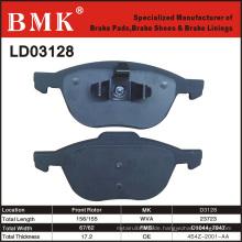 Hochwertige Bremsbeläge (D3128)