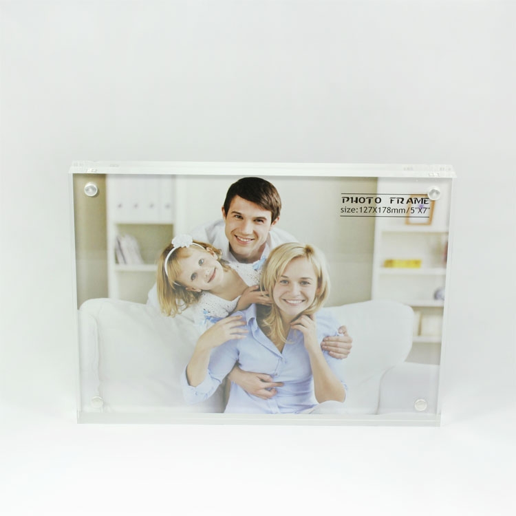 Wholesale Acrylic Block Picture Frames