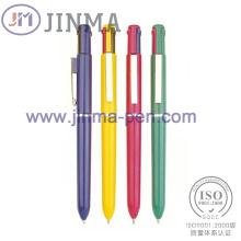 La Promotion cadeaux en plastique multicolore Ball Pen Jm-M004