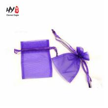 personalized china organza bags