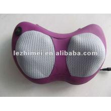 Carro elétrico de volta & pescoço massagem travesseiro com calor