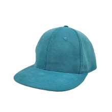 Factory direct sale cheap promotion men women custom logo hats, green blank corduroy dad snapback sports baseball cap hat