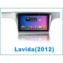 Автомобильный DVD-плеер с системой Android для Lavida с автомобильной GPS-навигацией