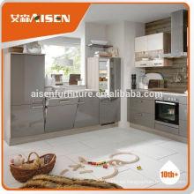 La fábrica excelente ahorra directamente la cocina del gabinete de cocina para la venta
