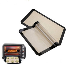 Kitchen Baking Heat Resistant Non-stick silicone grill mat