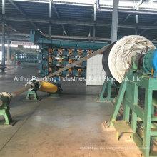 Metallurgie Industrie Nn Nylon Gummiförderband