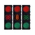 LED Traffic Light 1 Red +1 Green +1 Yellow+1 Countdown
