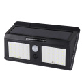 ABS smd ip65 solar wall lamp