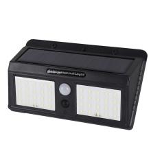 ABS smd ip65 солнечный настенный светильник