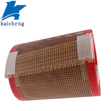 Paño de malla abierta de fibra de vidrio recubierto de PTFE de 4 * 4 mm