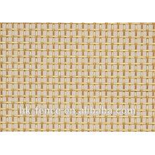 Tela de malha de arame de cobre SGS Certificate Anping fábrica