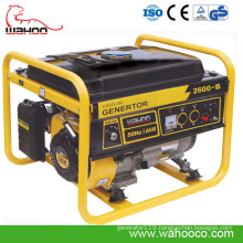 Hot Sale Europe Style Gasoline Generator, CE Generator with Remote Control Start (WH2600)