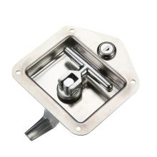 Verspiegelt polierte SS-Hardware-Gehäuseschlösser für Industriegehäuse