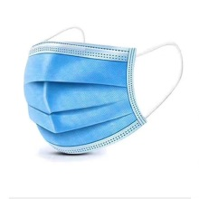 Dust-proof Anti Spittle Eye Mask for Ear-loop