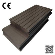 Decking sólido de alta resistência de WPC